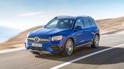 Mercedes представил абсолютно новую модель 7-местного внедорожника GLB - фото 10