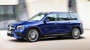 Mercedes представил абсолютно новую модель 7-местного внедорожника GLB - фото 12