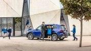 Mercedes представил абсолютно новую модель 7-местного внедорожника GLB - фото 13
