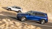 Mercedes представил абсолютно новую модель 7-местного внедорожника GLB - фото 27