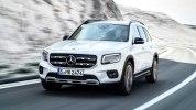 Mercedes представил абсолютно новую модель 7-местного внедорожника GLB - фото 34