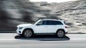 Mercedes представил абсолютно новую модель 7-местного внедорожника GLB - фото 37