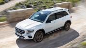 Mercedes представил абсолютно новую модель 7-местного внедорожника GLB - фото 38