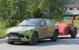 На испытаниях замечен прототип нового кроссовера Aston Martin DBX - фото 2