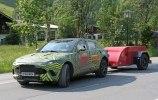 На испытаниях замечен прототип нового кроссовера Aston Martin DBX - фото 3