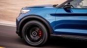 Ford обул новый Explorer в покрышки от «Мерседеса» - фото 3