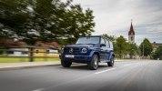 Mercedes-Benz представил 330-сильный дизельный G-Class - фото 15