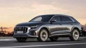 Audi представила заряженную версию купе-кроссовера Q8 - фото 13