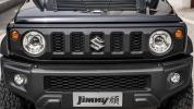 Suzuki презентовала брутальную спецверсию Suzuki Jimny Gan - фото 3