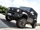 Suzuki презентовала брутальную спецверсию Suzuki Jimny Gan - фото 5