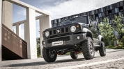 Suzuki презентовала брутальную спецверсию Suzuki Jimny Gan - фото 9