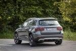 Знакомство с новым поколеннием Mercedes-Benz GLC и GLC Coupe - фото 1