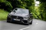 Mercedes-AMG показал 421-сильные компакт-кары A 45 и CLA 45 - фото 19