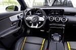 Mercedes-AMG показал 421-сильные компакт-кары A 45 и CLA 45 - фото 23
