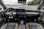 Mercedes-AMG показал 421-сильные компакт-кары A 45 и CLA 45 - фото 29