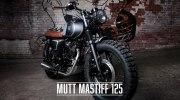 Компания Mutt представила заводской кастом Mastiff 125 - фото 6