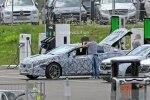 Флагманский Mercedes EQS оказался большим лифтбеком - фото 14