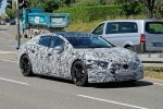 Флагманский Mercedes EQS оказался большим лифтбеком - фото 2