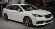 Subaru запустила серийное производство моделей Legacy и Outback 2020 - фото 3