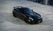 Creative Bespoke представил 656-сильный Mercedes-AMG GT S - фото 1