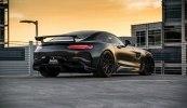 Creative Bespoke представил 656-сильный Mercedes-AMG GT S - фото 5