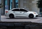 Показана Toyota Corolla в спецверсии Nightshade Edition - фото 1