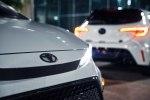 Показана Toyota Corolla в спецверсии Nightshade Edition - фото 3