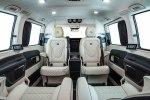 Тюнеры из Brabus превратили Mercedes V-Class в офис на колесах - фото 2