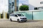 Первый в мире электрический минивэн Mercedes-Benz EQV покажут во Франкфурте - фото 1