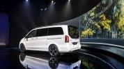 Первый в мире электрический минивэн Mercedes-Benz EQV покажут во Франкфурте - фото 10