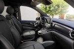 Первый в мире электрический минивэн Mercedes-Benz EQV покажут во Франкфурте - фото 11