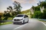 Первый в мире электрический минивэн Mercedes-Benz EQV покажут во Франкфурте - фото 16