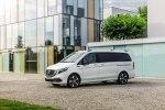 Первый в мире электрический минивэн Mercedes-Benz EQV покажут во Франкфурте - фото 2