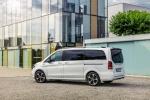 Первый в мире электрический минивэн Mercedes-Benz EQV покажут во Франкфурте - фото 3