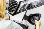 Первый в мире электрический минивэн Mercedes-Benz EQV покажут во Франкфурте - фото 4