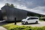 Первый в мире электрический минивэн Mercedes-Benz EQV покажут во Франкфурте - фото 9