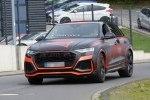 «Заряженный» вседорожник Audi RS Q8 поймали на тестах без камуфляжа - фото 1