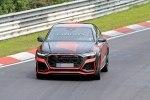 «Заряженный» вседорожник Audi RS Q8 поймали на тестах без камуфляжа - фото 2