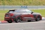 «Заряженный» вседорожник Audi RS Q8 поймали на тестах без камуфляжа - фото 7