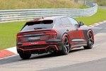 «Заряженный» вседорожник Audi RS Q8 поймали на тестах без камуфляжа - фото 8
