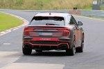 «Заряженный» вседорожник Audi RS Q8 поймали на тестах без камуфляжа - фото 9