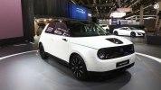 Объявлены цены на электромобиль Honda e - фото 1