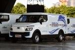 Электрический фургон Karry Dolphin EV: дёшево, по-китайски, но с французским «лицом» - фото 4