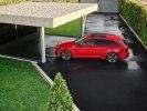 Audi показала усовершенствованный универсал RS4 Avant - фото 6