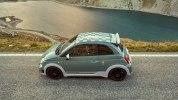 Хардкорный Fiat 500 получил особую модификацию - фото 13
