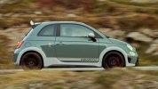 Хардкорный Fiat 500 получил особую модификацию - фото 15