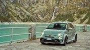 Хардкорный Fiat 500 получил особую модификацию - фото 20