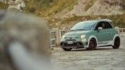 Хардкорный Fiat 500 получил особую модификацию - фото 7