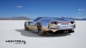 Alfa Romeo продемонстрировала прототип Montreal Vision GT - фото 2