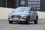 «Заряженный» Hyundai Kona N был поймали на тестах - фото 1